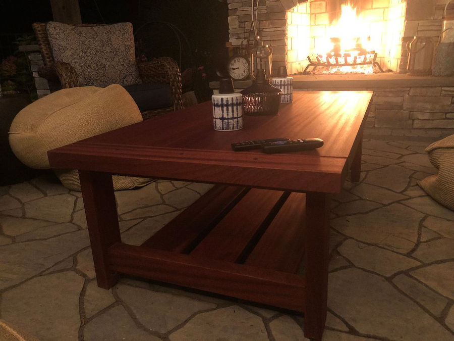 Photo of Coffee Table (Sipo)