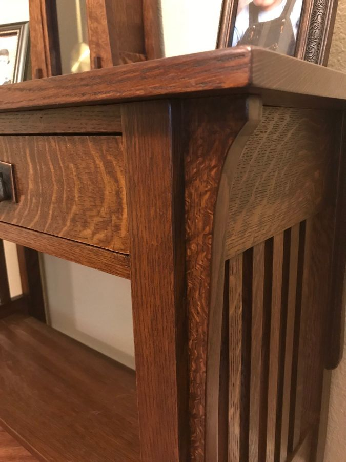 Photo of Stickley Console Table