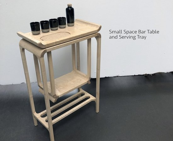 Small Space Bar Table