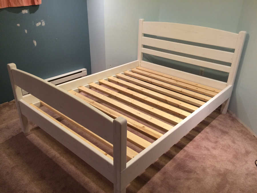 Photo of Queen Sized Bed Frame