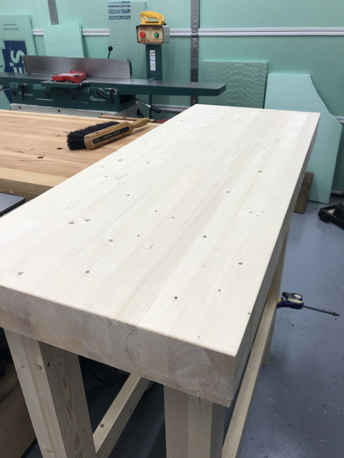 Photo of Quick Lathe Bench