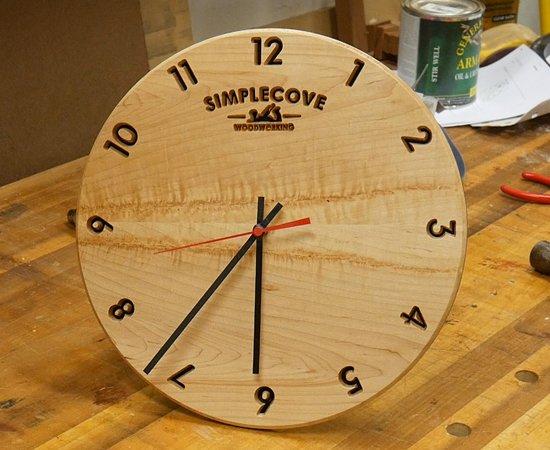 Shop Clock
