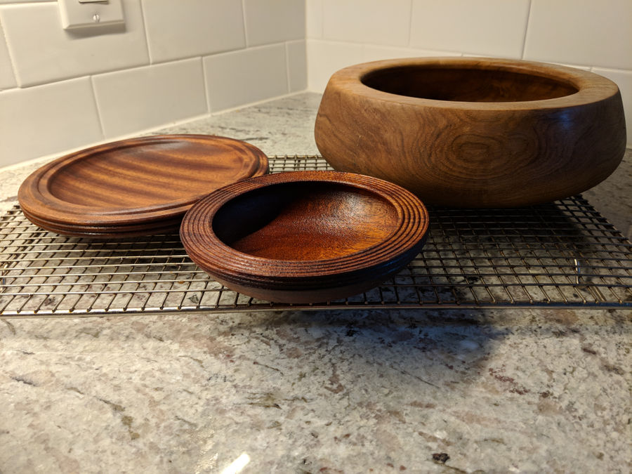 Photo of Turned Projects