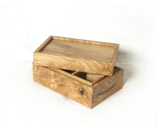 Amber Waves Ash Tea Box