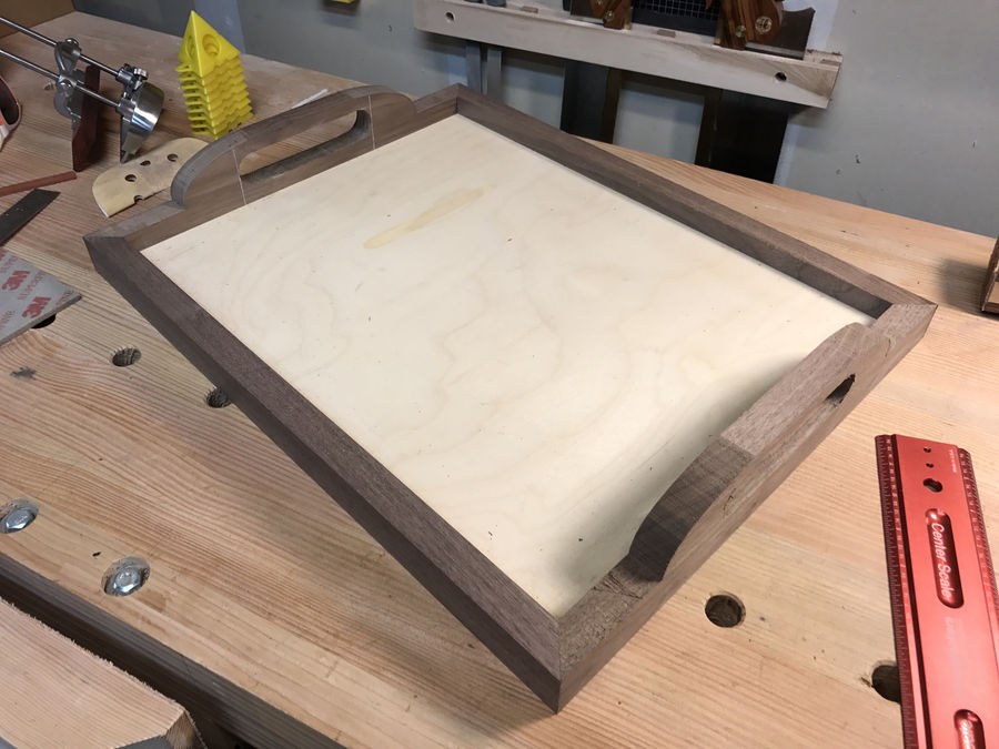Photo of Sharpening Tray