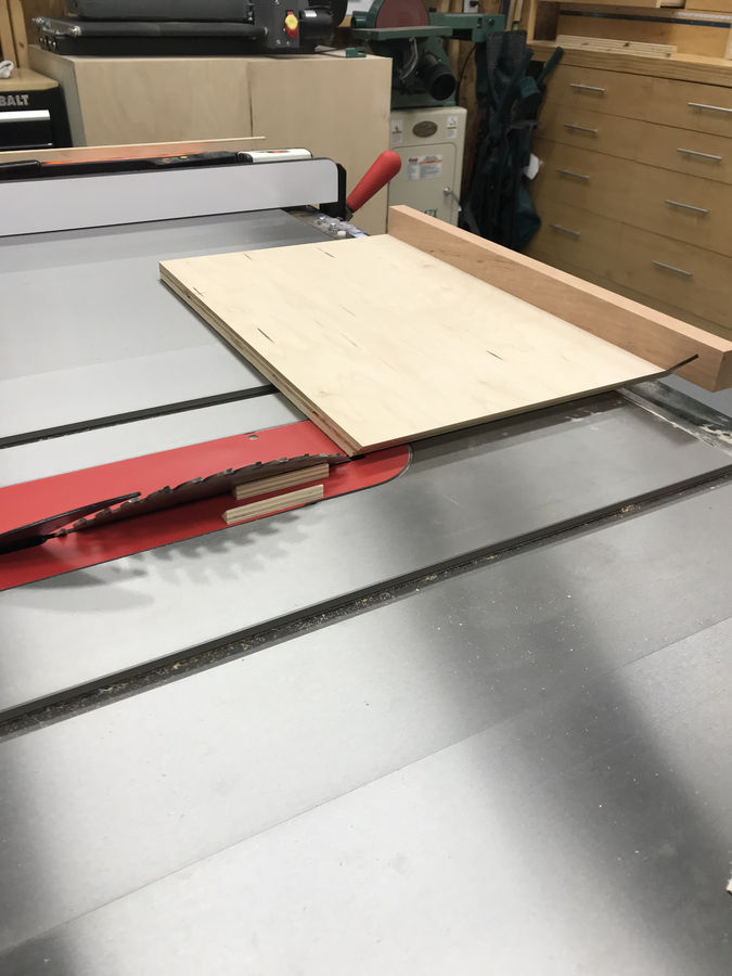 Photo of Walnut and Cherry Splined box