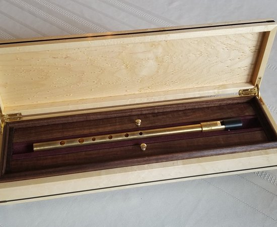 Tin Whistle Presentation Case