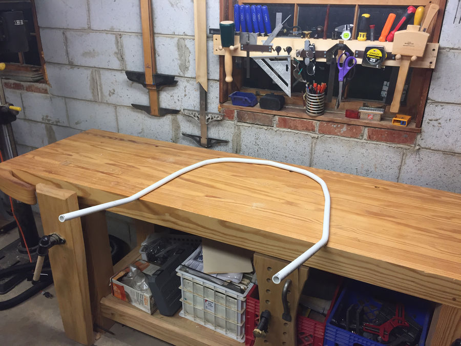 Photo of Miter Saw Removable Dust Collection Hood