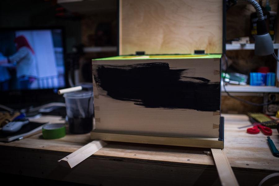 Photo of Big Brother Box (School Box Guild Build)