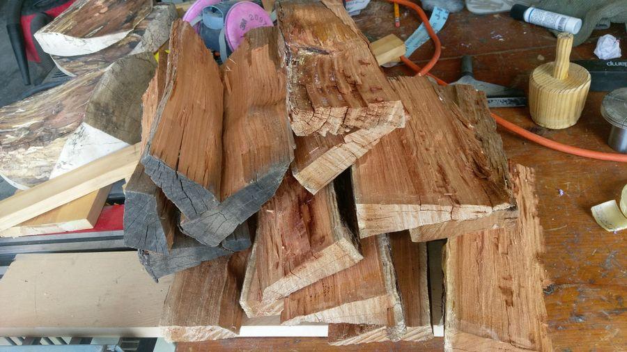 Photo of Firewood Box