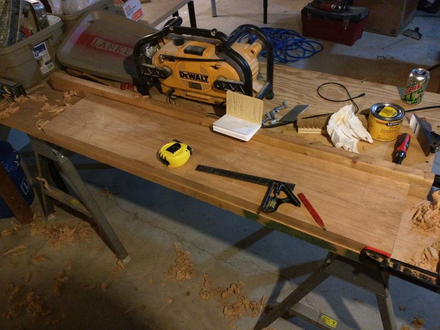 Photo of Loom Bench