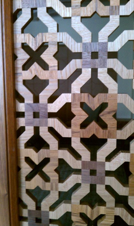 Photo of Wood Lattice Panels