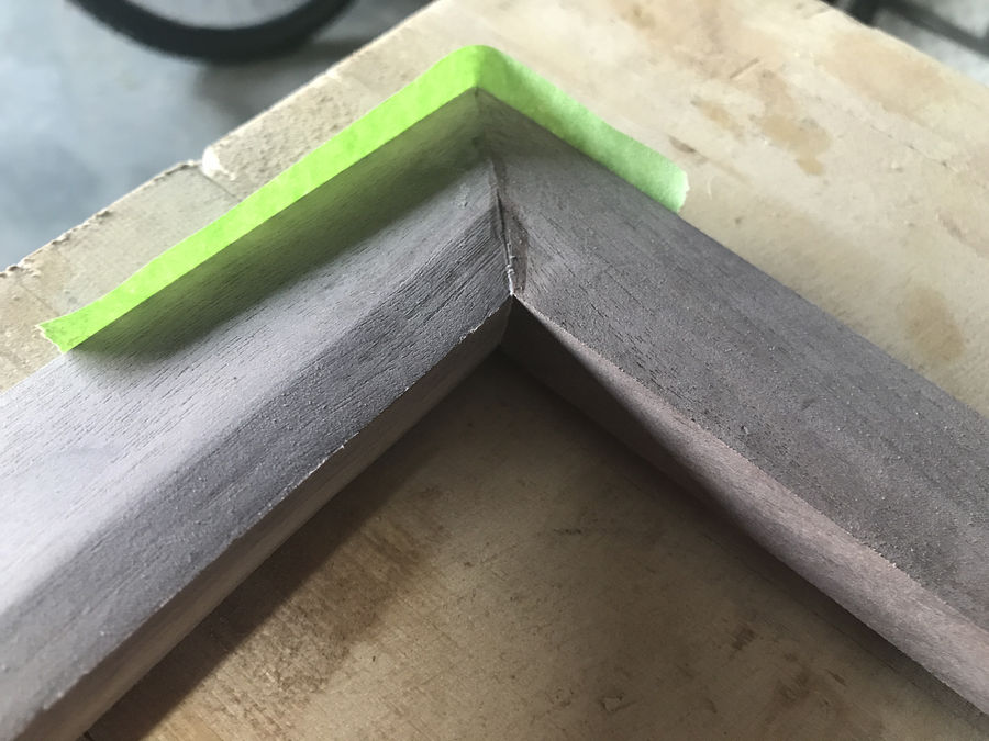 Photo of Walnut Picture Frames