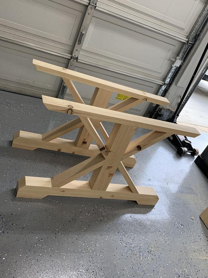 Photo of Kitchen table