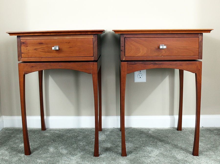 Photo of Cherry End Tables