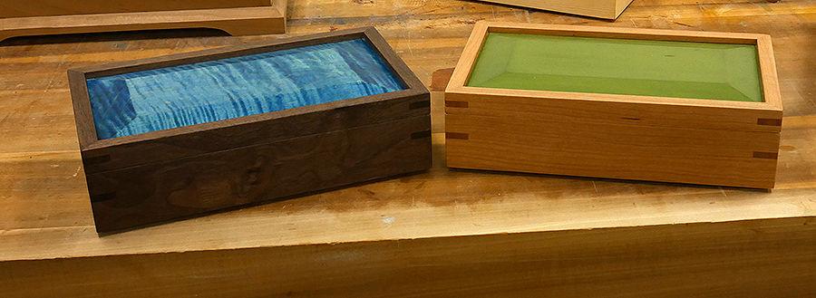 Photo of Raised Panel Box