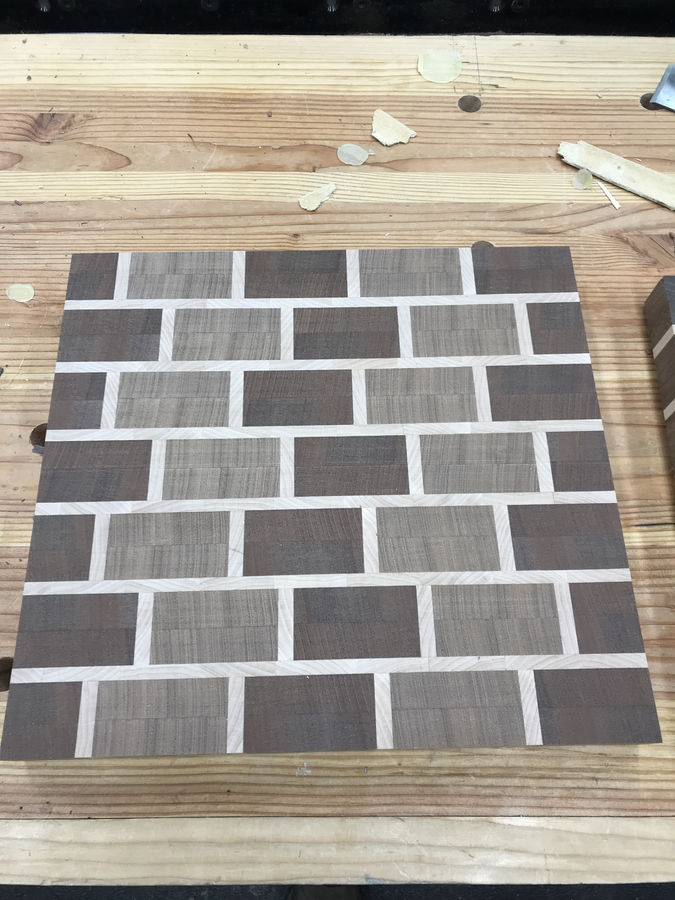 Photo of Brick and Mortar Cutting Boards