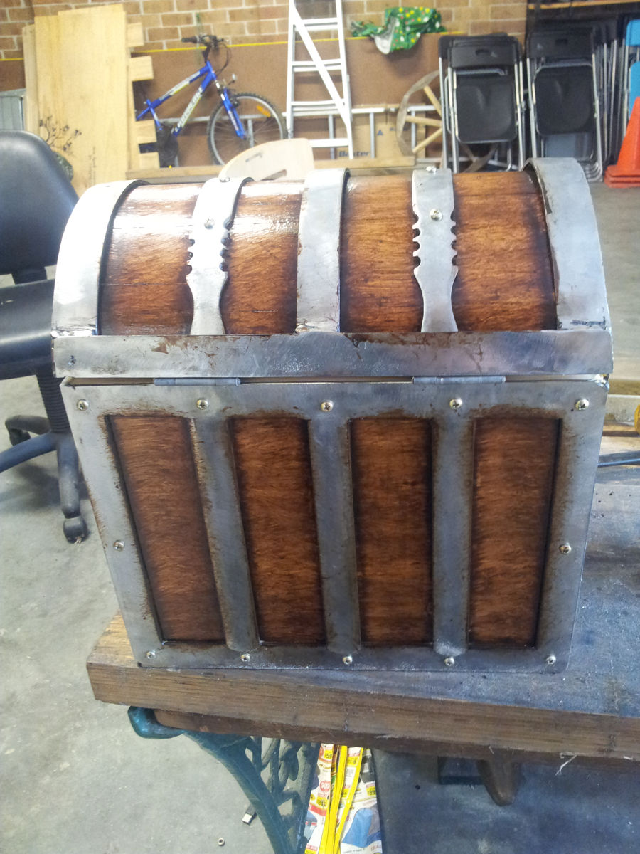 Photo of Round-Top Chest