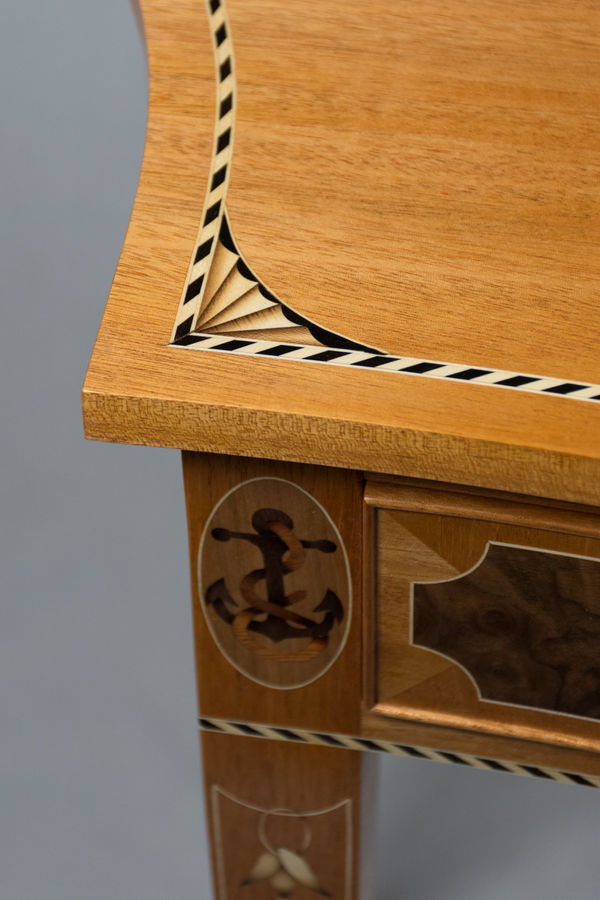 Photo of Nautical Themed Marquety Table