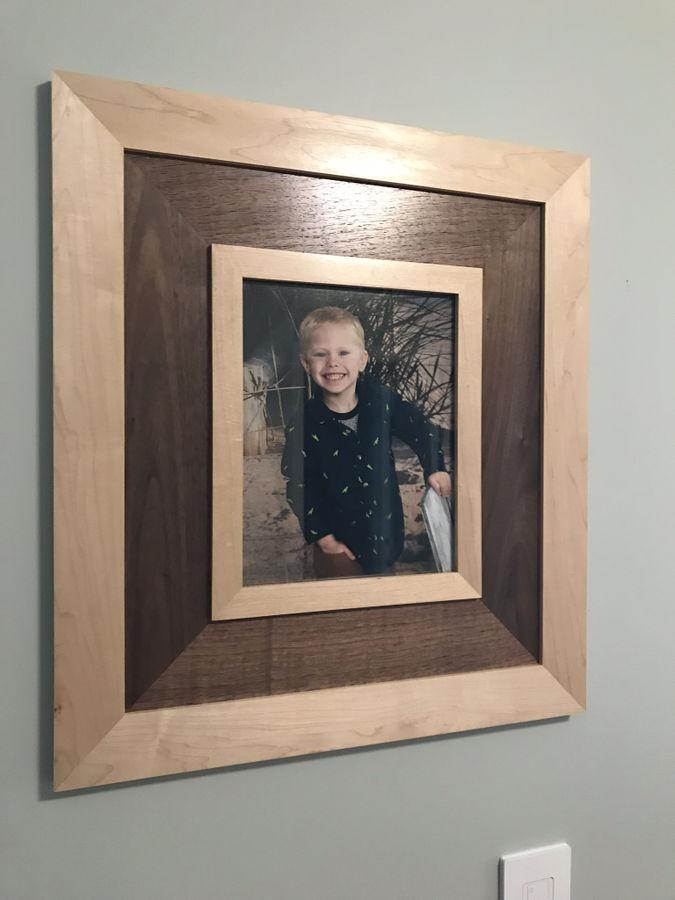 Photo of Frame in Frame in Frame?