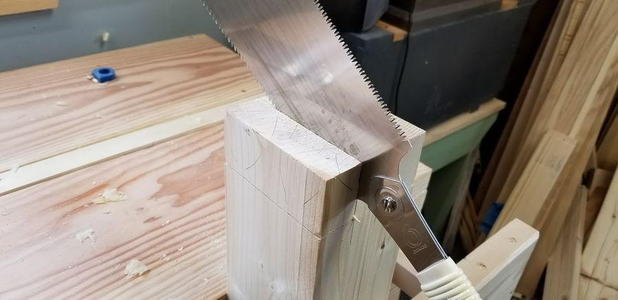 Photo of Joinery Workbench