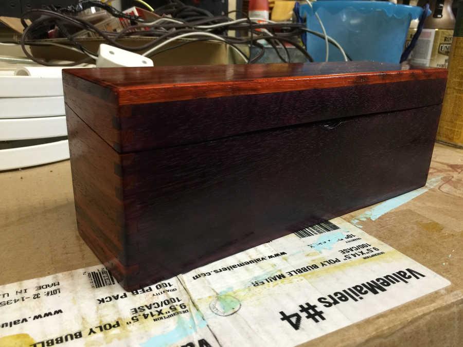 Photo of Card Box