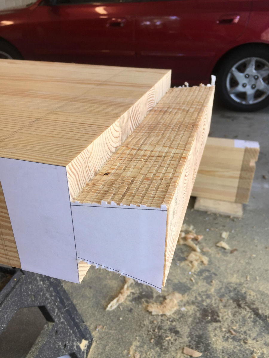 Photo of Split-Top Roubo Workbench