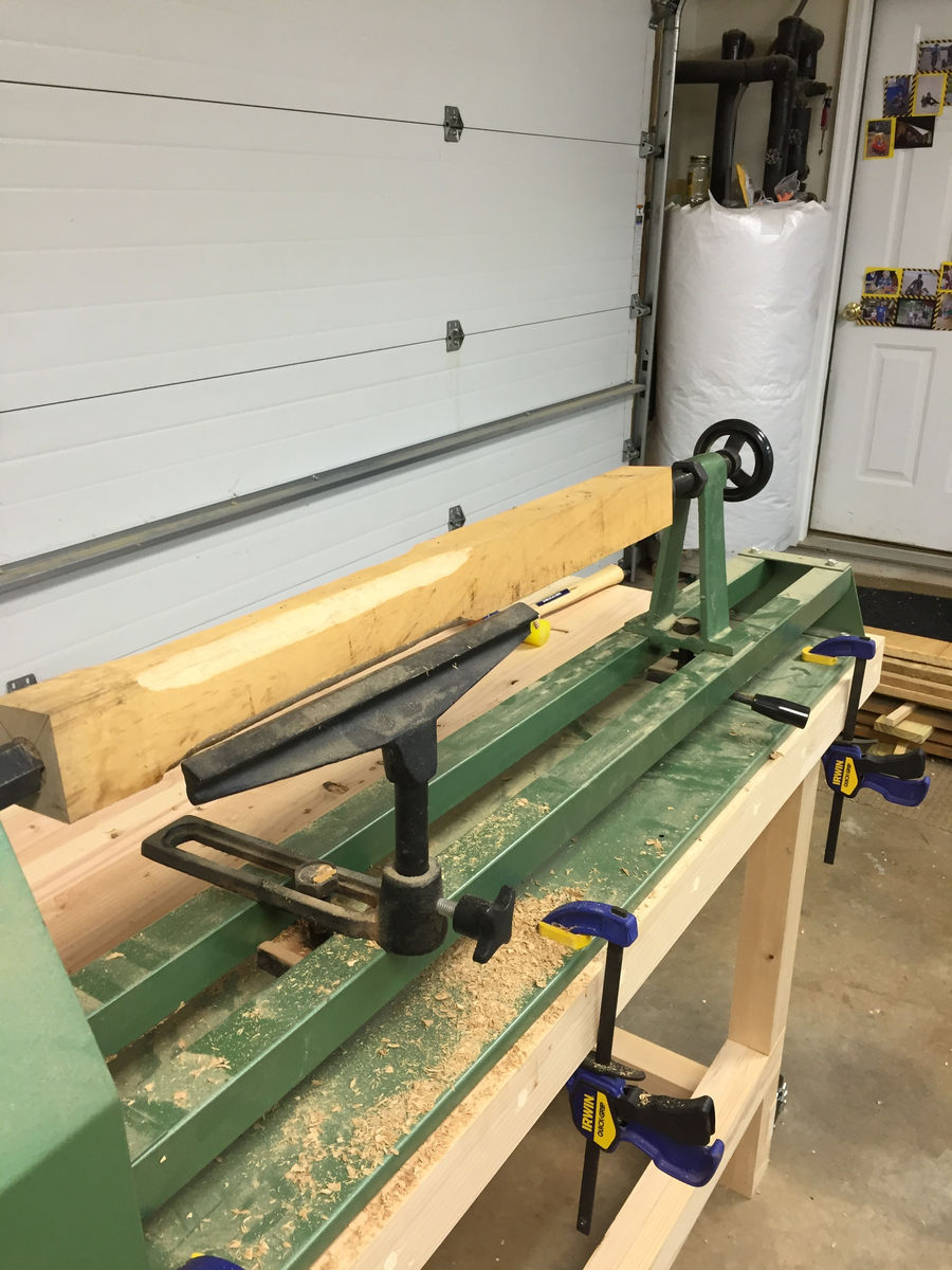 Photo of 2x4 Work Bench