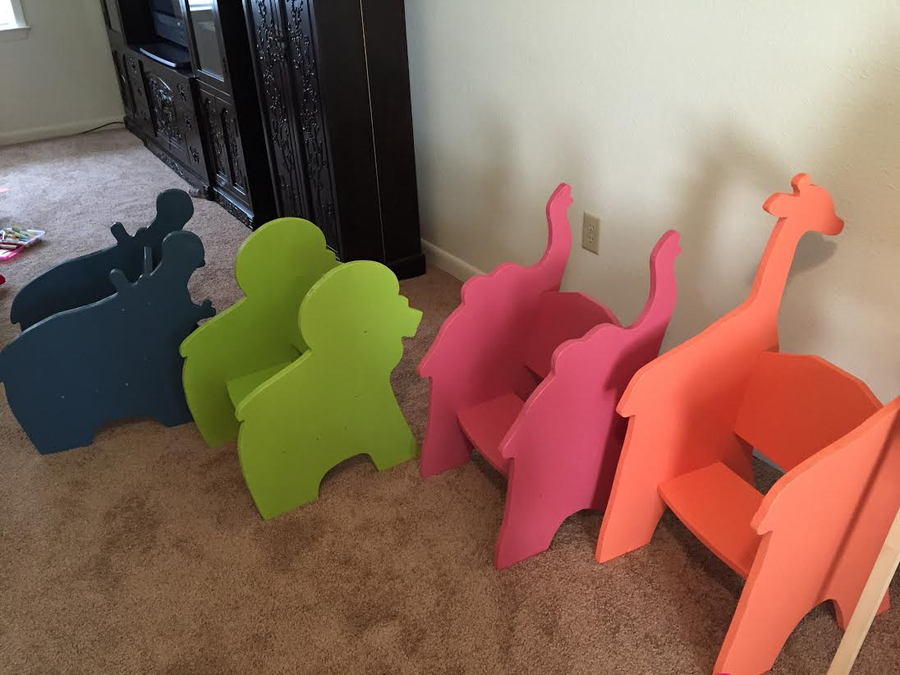 Photo of Hippo Chair