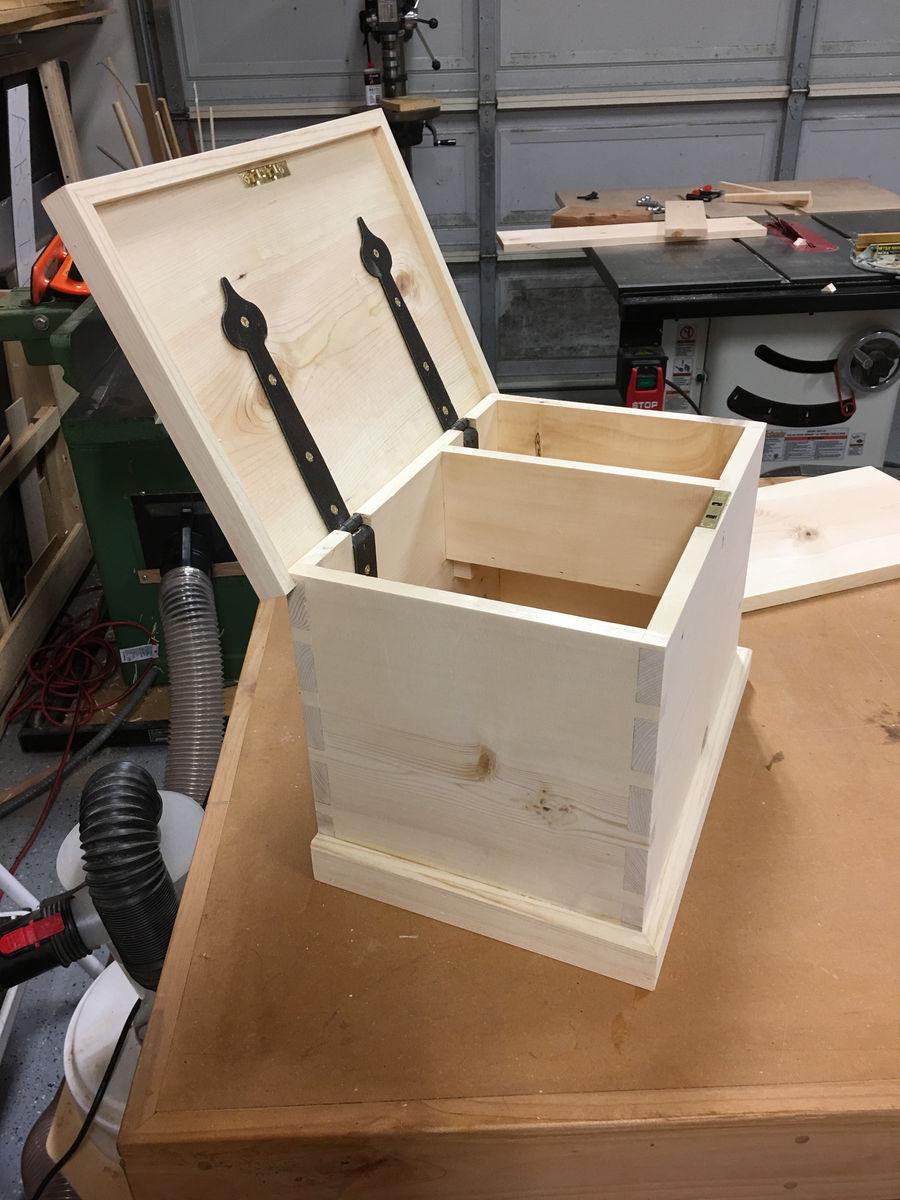 Photo of The Brick Red School Box (Guild Build)