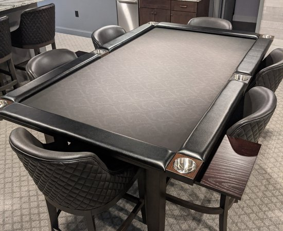 Convertable Dining / Card / Gaming / Craps Table