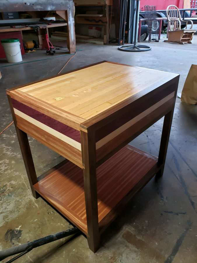 Photo of Route 66 Bowl End Table For The Living Room