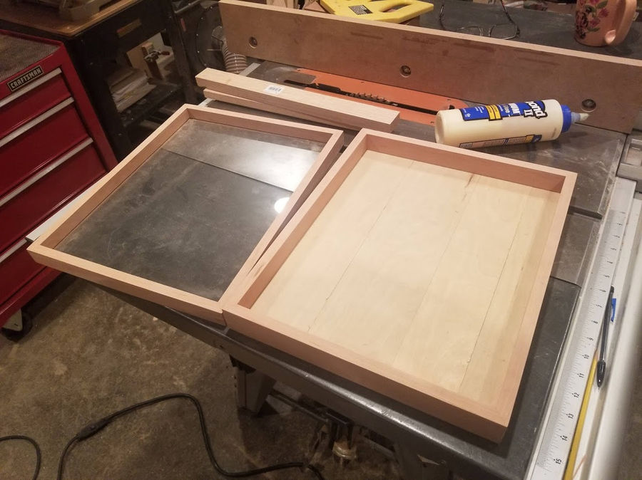 Photo of Butterfly Box in Cherry