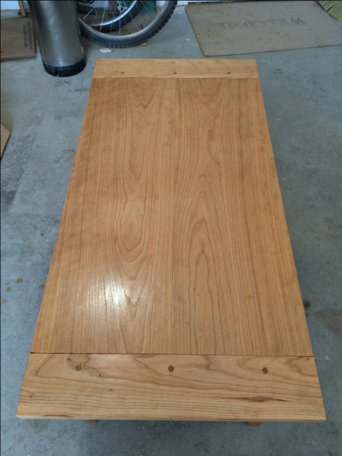 Photo of Arts & Crafts Coffee Table
