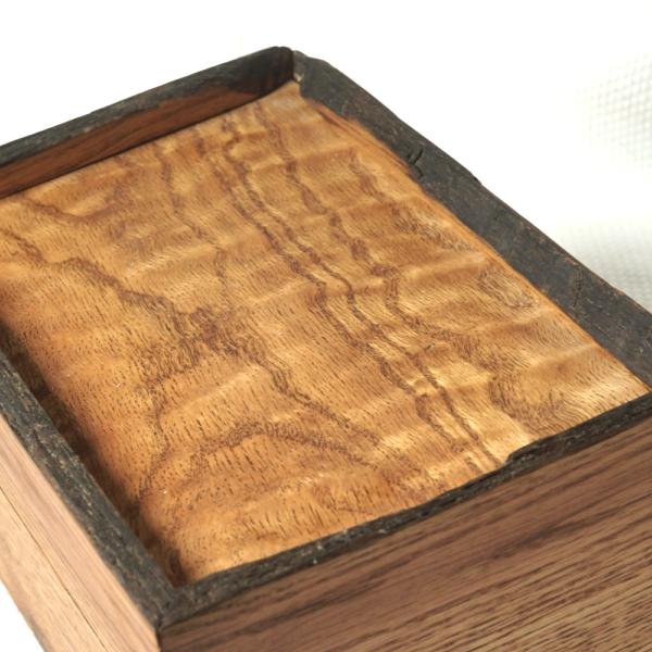 Photo of Reclaimed Barn Beam Tea Box