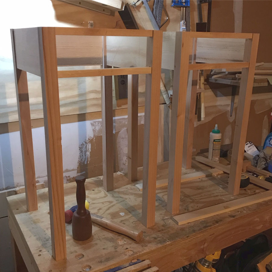 Photo of Shaker End Tables