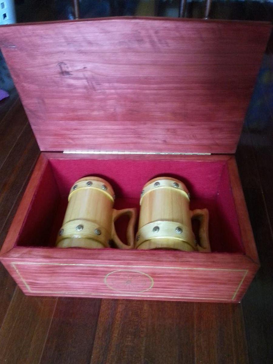 Photo of Wedding Box + Mugs