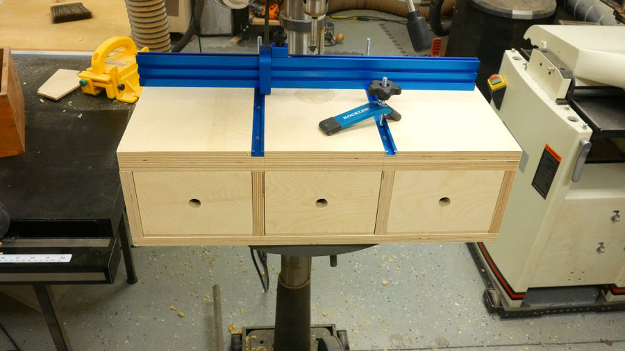 Photo of How To Make A Drill Press Table