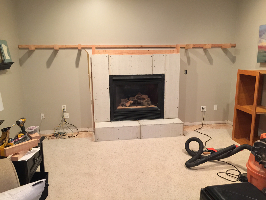 Photo of Living Room Built Ins