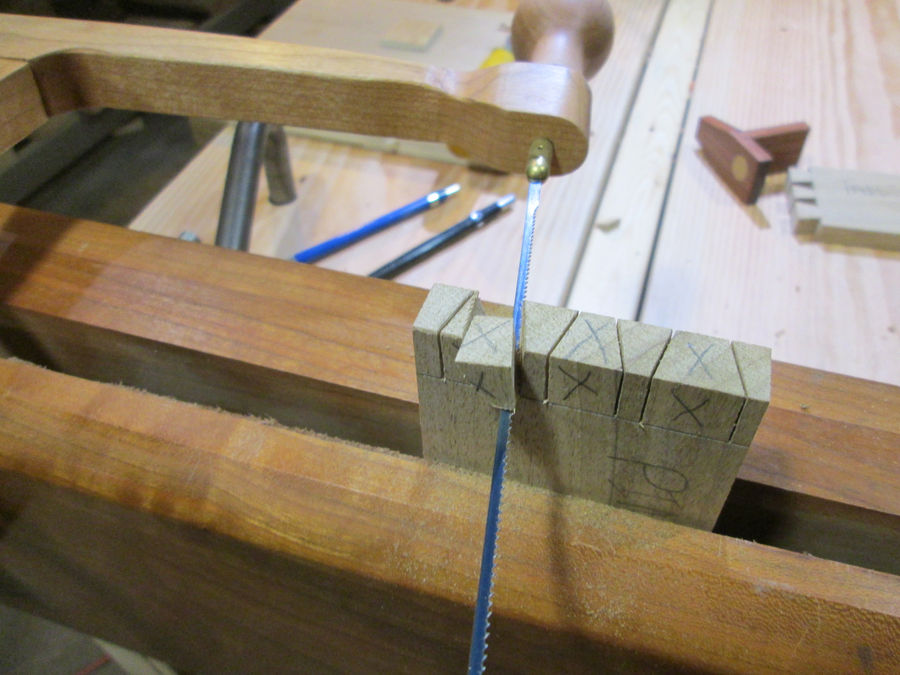 Photo of Woodworking 101 - Hand Cutting Dovetails