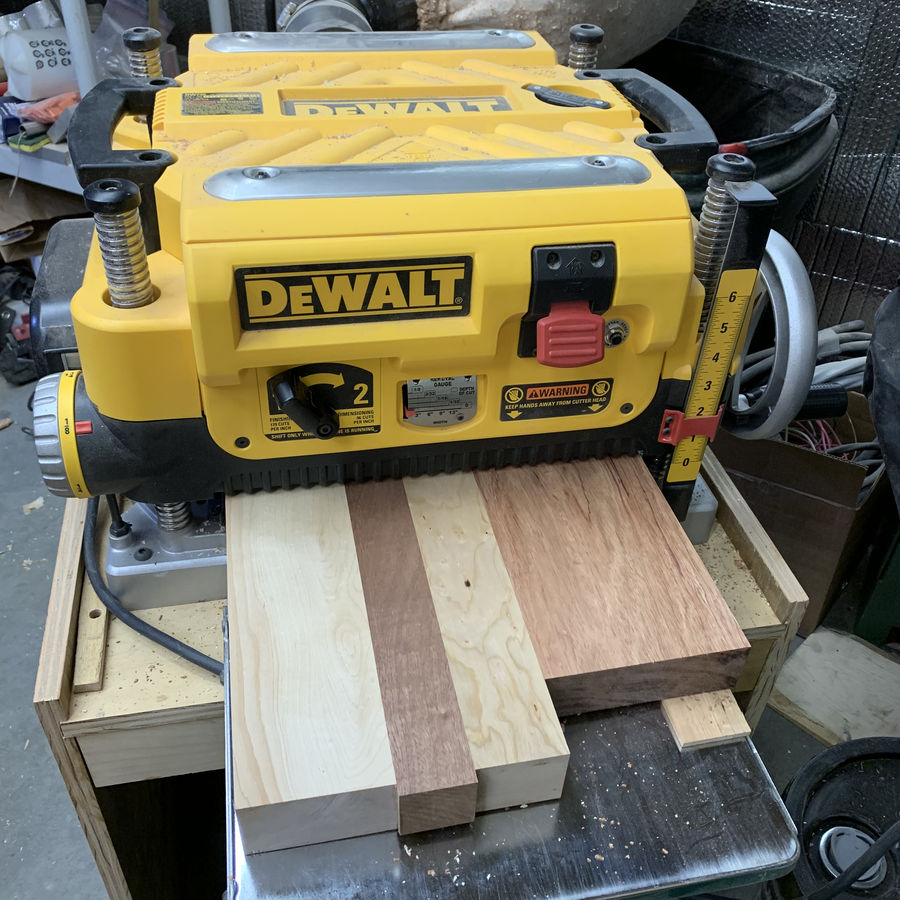 Photo of Chunky end-grain cutting board
