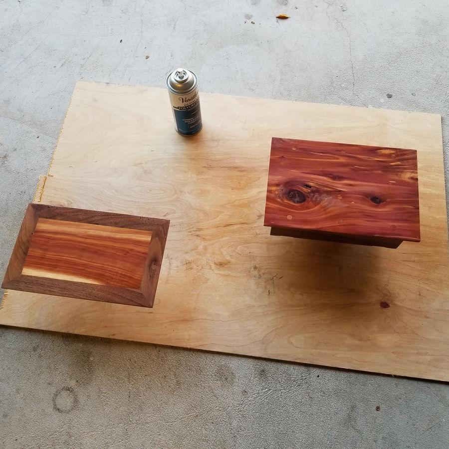 Photo of Dovetail Box