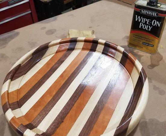 Platter - Lathe Project
