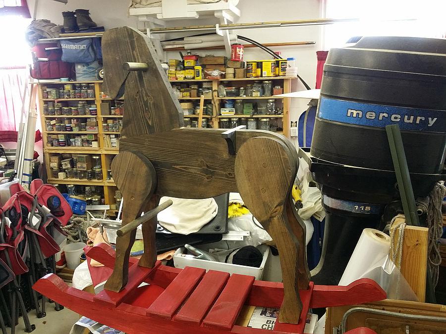 Photo of Toy Rocking Horse