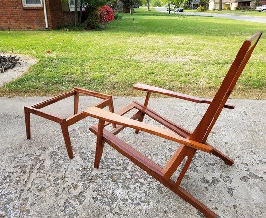 Wegner 375 Inspired Chair