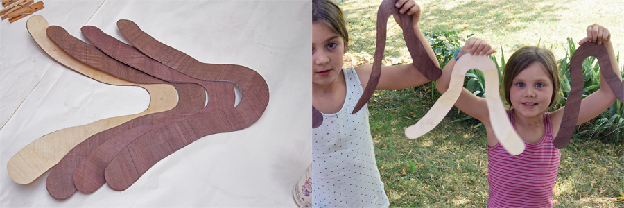 Photo of How To Make A Purple Plywood Boomerang