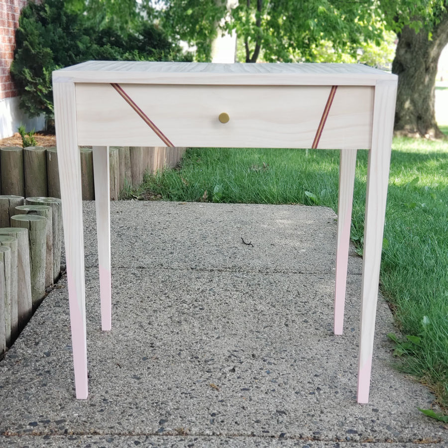 Photo of Super Charged End Table