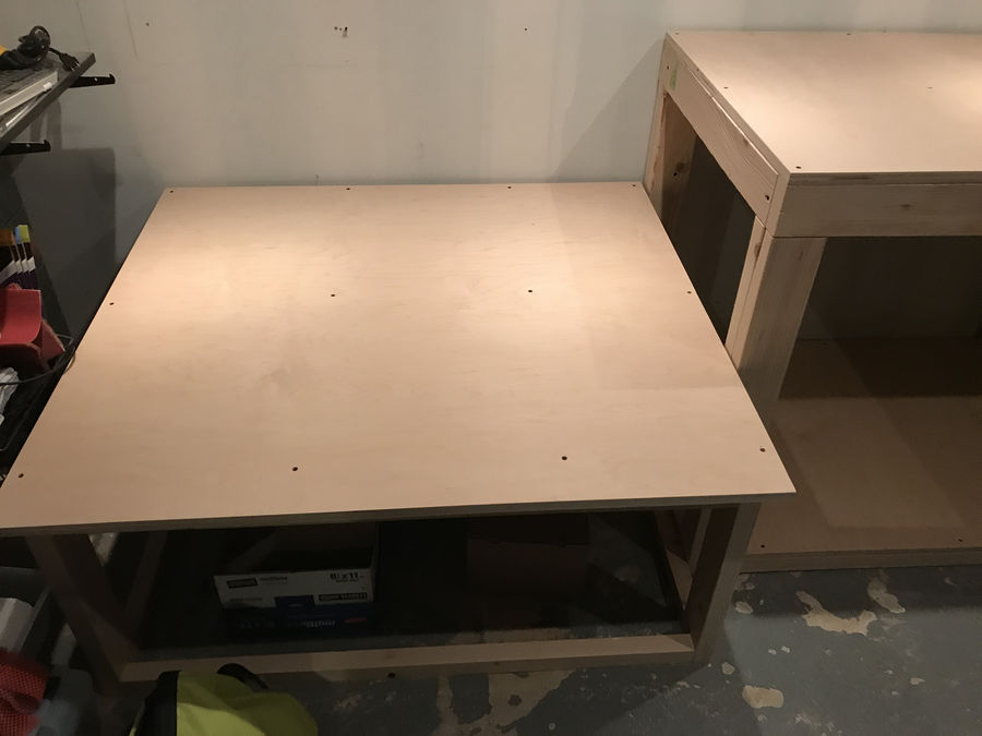 Photo of Workbench (Standard And Cnc)