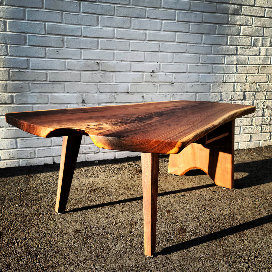 Photo of Black Walnut Coffee Table