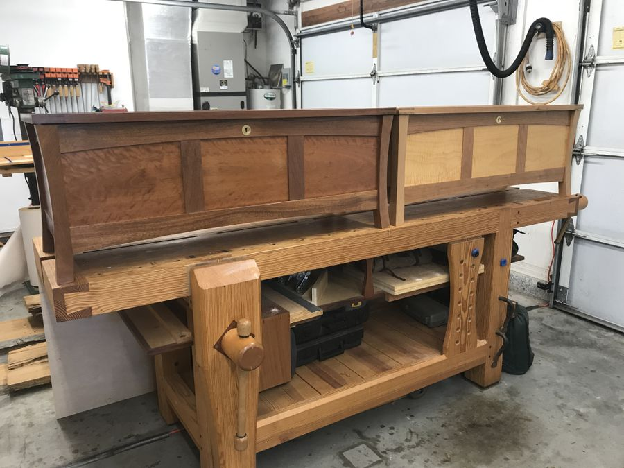 Photo of Heirloom Blanket Chests For My Children